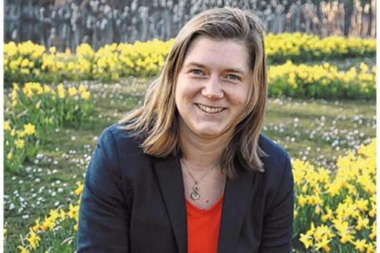 Sarah Willems Secretaris N-VA Meulebeke