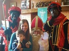 N-VA Sinterklaasfeest  Meulebeke