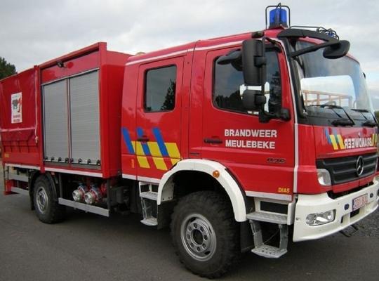 Dag van de brandweer op 4 mei