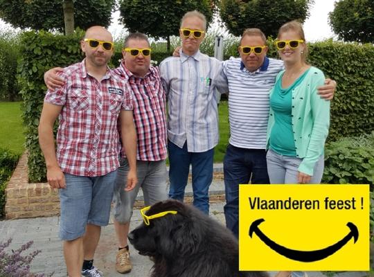 Johan De Poorter - Tom Wattijn - Herman Vanhee - Rik Vergote - Machteld Vanhee
