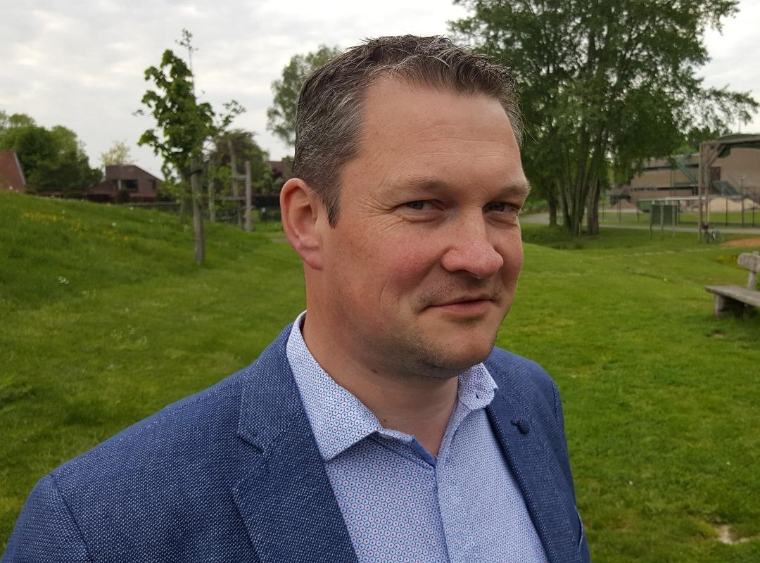 Benedikt Van Staen nieuwe fractieleider N-VA