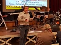 Bert Maertens is quizmaster van dienst